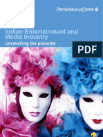 Ficci Pwc Indian Entertainment and Media Industry