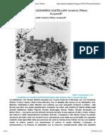 27.10.2013, 'IMOLA. LEONARDO CASTELLANI. Incisioni, Pitture, Acquerelli', Annamariadipaolo.pdf