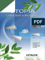Hitachi - Mini-Split e Multi-split