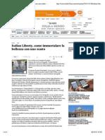 30.10.2013, 'Italian Liberty, come immortalare la bellezza con uno scatto', Il Sole 24 ORE.pdf