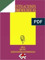 Revista Investigaciones fenomenologicas