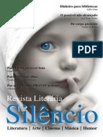 Revista Literária Silêncio - nº 01