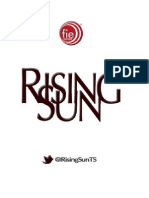 "Rising Sun, Capitulo 4 ""Don't Let Me Go"""
