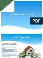 Habilitacion Urbana Clase 1