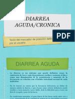 Diarrea 1