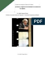 Baudrillard; cultura, narcisismo y régimen de mortandad en el Sistema de los Objetos