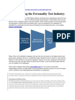 Understanding the Personality Test Industry.docx