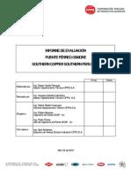 SPCC ILO - Evaluación Industrial Puente Férreo Osmore - 20.04.2010 - ECe