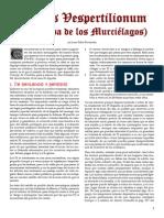 La Cueva de los Murciélagos - por Juan Pablo Fernández del Río