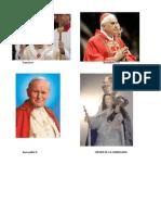 Francisco Benedicto XVI