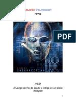 Deus Ex Insurrección - Libro Básico