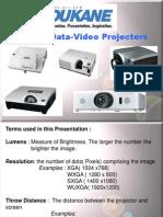 Dukane Projectors November  2013.pptx