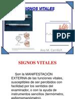 Signos Vitales Pulso AMCY