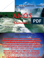 Biblia Viva Livro de Amos Cap 1a3