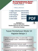 karakteristik perkembangan sosem anak usia 4 -6.pptx