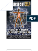 Knowledge Of Self - A Collection of Wisdom on the Science of Everything in LiFe - Excerpts
