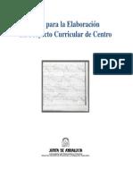 Pcc Secundaria Andalucia