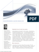 Innovation Watch Newsletter 12.22 - November 2, 2013