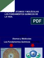 Unidad II Atomos y moleculas.ppt