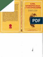 Cine, antropología y colonialismo.