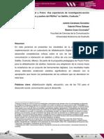 Alfabetización  digital  y  Freire
