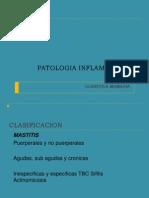 PATOLOGIA INFLAMATORIA