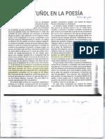 PERLONGHER, Néstor. El portuñol en poesía en Tse Tse , 7-8, 2000