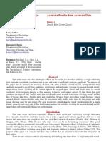 Double Entry APS 2009 handout.doc