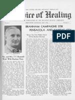 1948 Healing Revival in Kansas City
