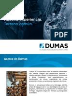 Simposium Dumas