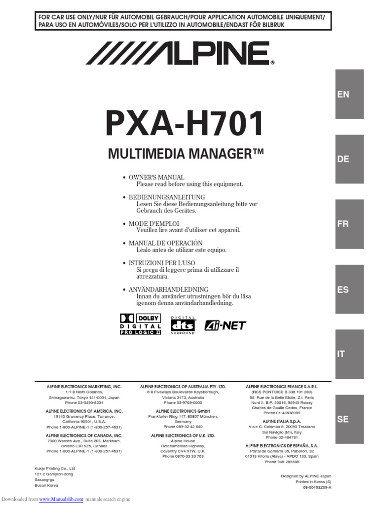 Pxah701pdf Equalization Audio Low Pass Filter Electrical Wiring Registration Board Moreover Panhead Diagram