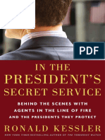 In the President's Secret Service by Ronald Kessler - Excerpt