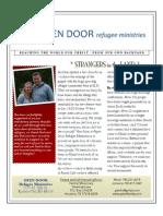 Ministry News - October 2013