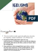 5. La Labor Evangelista de Un Pastor