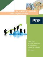 UFCD_5372_Organização do trabalho - gestão das organizações_índice