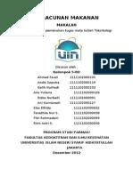 TOPIK 3. TERAPI ANTIDOT KERACUNAN MAKANAN.doc