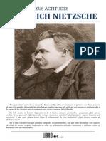 NIETZSCHE, Friedrich, El Hombre y Sus Actitudes