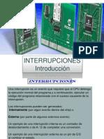 Interrupciones PIC18F4550