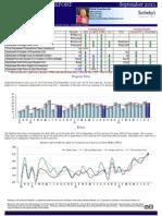 Monterey Homes Market Action Report Real Estate Sales for September 2013