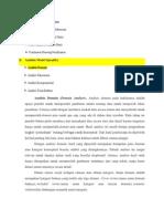 Analisis Domain (Domain Analysis)
