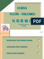 Presentación2 curva flujo volumen normal