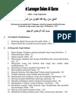 Ayat-Ayat Larangan Dalam Al Quran.pdf