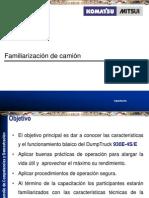 Familiarizacion 930E KOMATSU.pdf