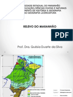 Geomorfologia do Maranhão