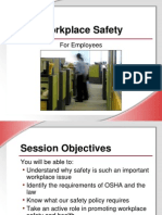 Workplace Safety for Employees.ppt