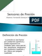 Sensor Presion