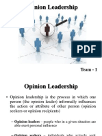 Opinion Leadership team1.pptx