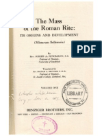 Jungmann - The Mass of the Roman Rite, vol. 1 (1950).pdf