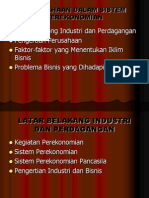 Bisnis Pengantar 1b (Perusahaan & Sistem Perekonomian).ppt