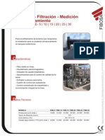 Equipo Filtración, Medición, Enfriamiento FME-5,10,15,20,25,30_es_tf
